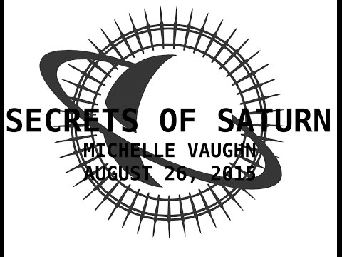 Secrets of Saturn - Episode 15 - Michelle Vaughn - Psychic Agency Contracting - August 26, 2015