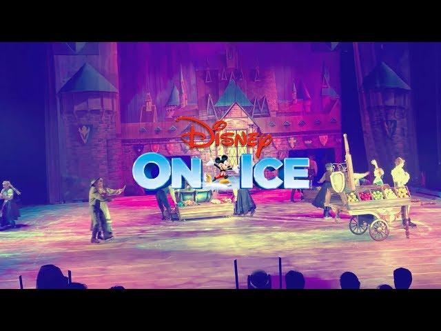 Disfrutando de Disney on Ice en Santo Domingo