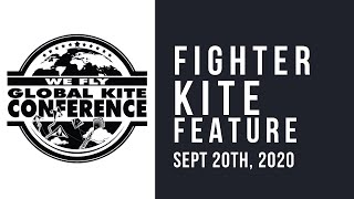 WFGKC - Fighter Kite Feature - with Nic O'Neill - Virtual Recording Session