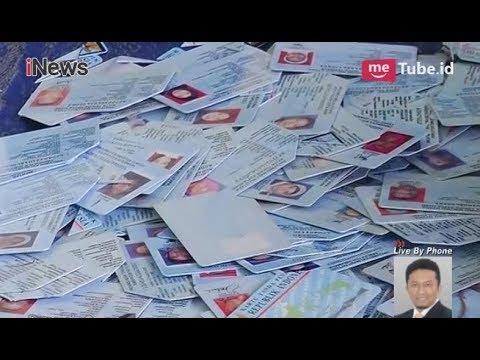 Penjelasan Tifatul Sembiring Soal Sidak E-KTP yang Tercecer di Bogor - Special Report 29/05