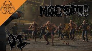 Erste Schritte in der Mutantenwelt 01 | MISCREATED Gameplay German LPT