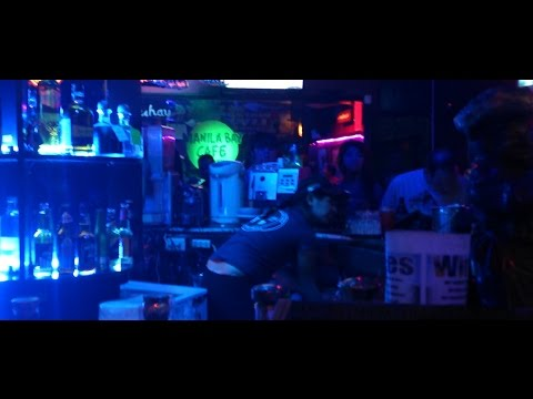 LA cafe & bar,Manila bay cafe 店内潜入2016 [ermita / manila]