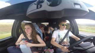 Work and Travel USA 2015/Chautauqua & West Coast