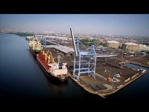 Tioga Marine Terminal | Port of Philadelphia