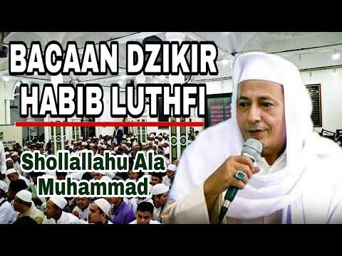 3 Sholawat Bacaan Dzikir Habib Luthfi Bin Yahya