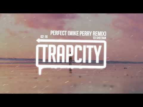 Cover Lagu Ed Sheeran - Perfect (Mike Perry Remix) [Lyrics] STAFABAND