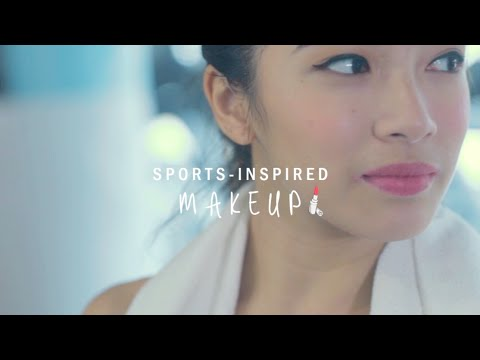 GRWM: Sweat-proof Makeup for the Gym