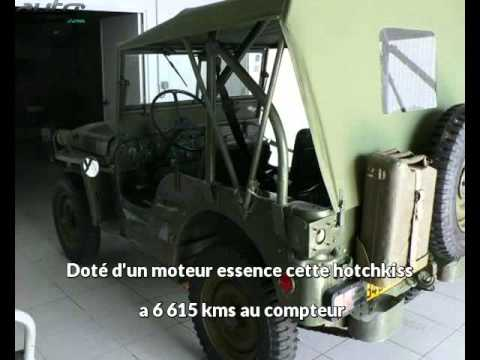 jeep hotchkiss occasion visible toulouse pr sent e par cjc utilitaire youtube. Black Bedroom Furniture Sets. Home Design Ideas