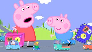 Peppa Pig Official Channel  Peppa Pig&#39s Best Ever Holiday!