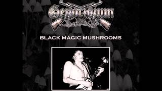GENOCIDIUM - Black Magic Mushrooms (Mysticum Cover)