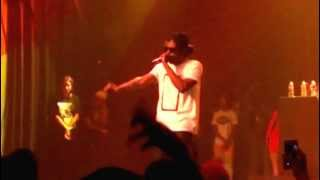 Ab-Soul - Dub Sac - Live - Austin, TX