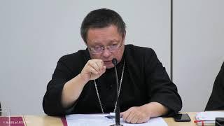 Podsumowanie adwentowej sesji IV Synodu Archidiecezji Łódzkiej | abp Grzegorz Ryś