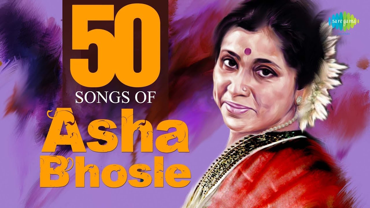 Top 50 Bengali Songs Of Asha Bhosle | 50  সংস অফ আশা ভোঁসলে | HD Songs | One Stop Jukebox