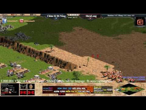 Solo Assyrian | Chim Sẻ Đi Nắng vs ShenLong ngày 23-12-2016 Trận 1