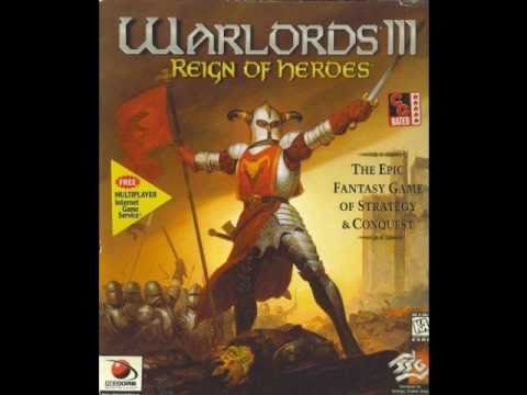 Warlords 3 Reign Of Heroes Music - Theme 4