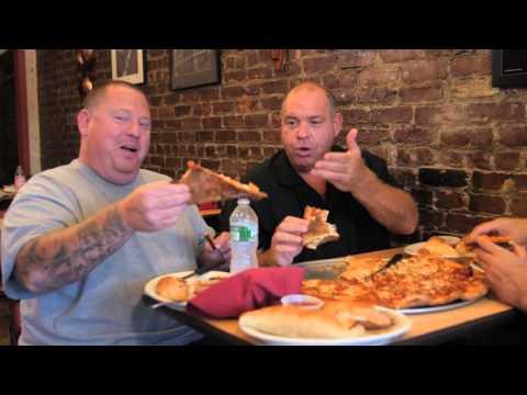 Louis Lombardi's CheatDay at Filomena's Pizza
