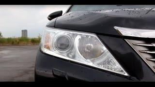 Тест-драйв Toyota Camry 2014. Kremlevsky.