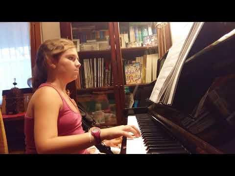 II 6 pequeños preludio de J.S. Bach