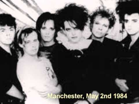 The Cure - The Empty World (Manchester, May 2nd 1984)