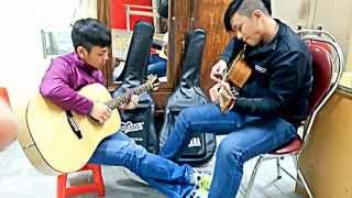 When you say nothing at all - Guitar Hòa Tấu