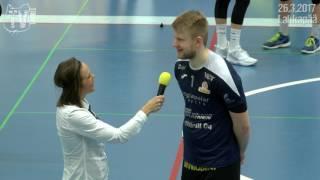 Tiikerit - Lakkapää su 26.3.2017 -  Matti Toivola