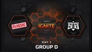 Back2Classic vs Stush - GROUP D (FACEIT Ignite: Halo European Open)