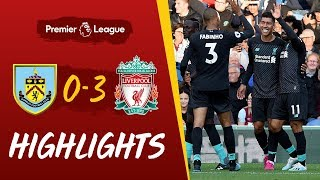 Download Burnley vs Liverpool: Firmino and Mane on target at Turf Moor | Highlights Mp3 and Videos