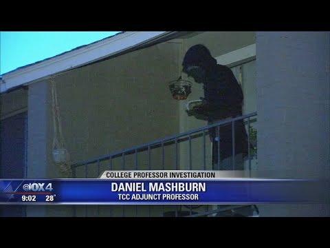 Students call cops on Tarrant College professor after strange behavior