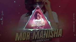 MOR MANISHA CG DJ SONG PAWERD BY DJ LALIT AND DJ CHANDAN # CG DJ SONG AND 3D DJ MIXING | BASS MIX