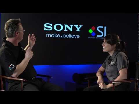 Sony & Screen Innovations Show Off 4K Projection