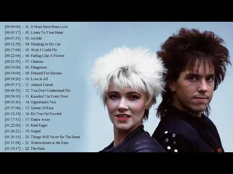 Roxette Greatest Hits | The Best Songs Of Roxette Full Album