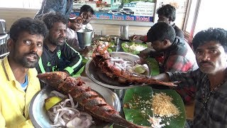 Download South Indian Tuna Fish Rice Meal 200 rs in Kanyakumari Tamil Nadu | Street Food India Mp3 and Videos