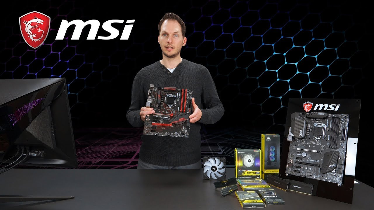 What you need to know about MSI B360 GAMING PLUS | MSI