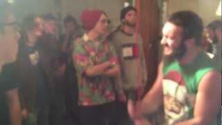 Tir Asleen - Asphalt - End of the World House Party (Live)