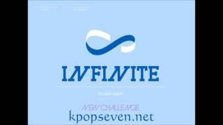 MP3 DL Infinite Man In Love 남자가 사랑할때 4th Mini Album New Challenge