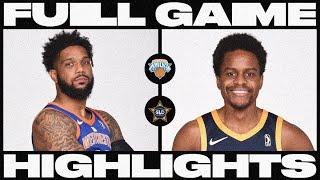 Salt Lake City Stars vs. Westchester Knicks - Condensed Game