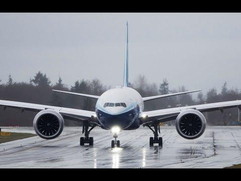 من جديد بوينغ تؤجل الرحلة الأولى لطائرة 777X بسبب الطقس  - نشر قبل 3 ساعة