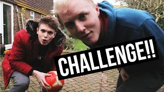 FOOTBALL CHALLENGE OF DREAMS!!! Thumbnail