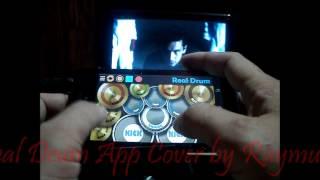 Twenty One Pilots - Lane Boy (Real Drum App Cover by Raymund)
