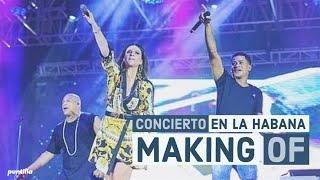 Gente De Zona Concierto masivo en La Habana, Cuba 2018 Making Of.mp3
