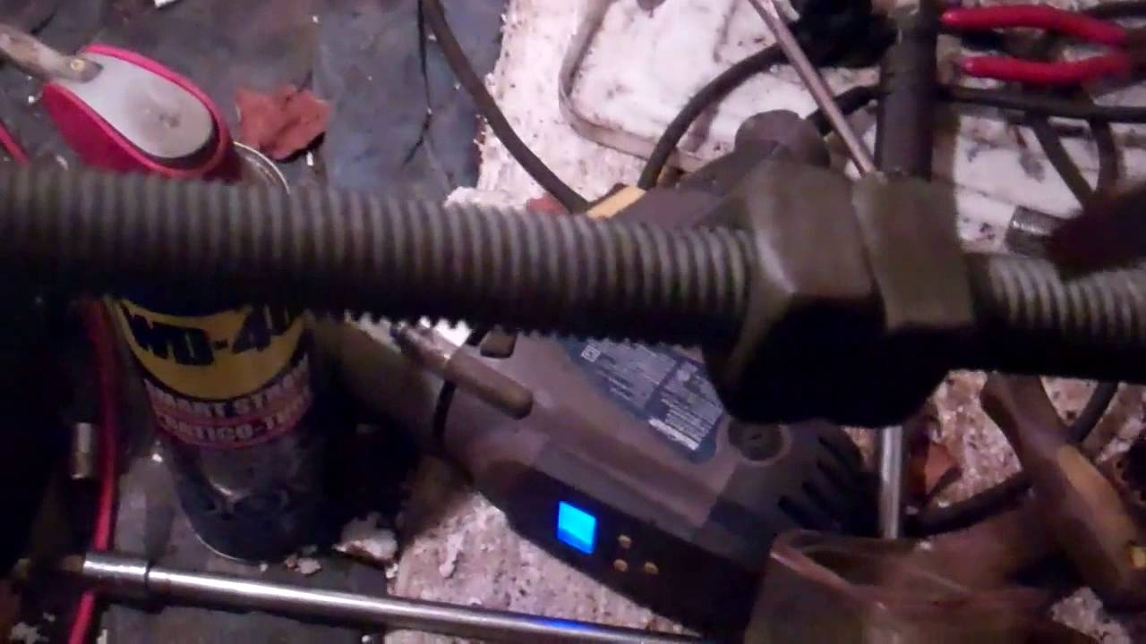 A Method For Releasing A Stuck Wheel Bearing