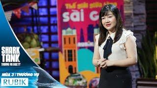 Startup Nhận Cái Kết Đắng Vì Định Giá  Không Tưởng | Shark Tank Việt Nam Mùa 3| Thương Vụ Bạc Tỷ