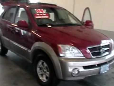 Marvelous 2004 Kia Sorento EX **Like New** K09591A   YouTube