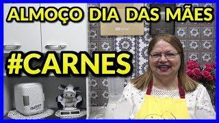 RECEITAS DE CARNES PARA ALMOÇO DA MAMÃE