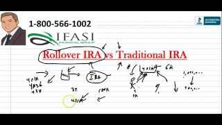 Rollover IRA vs Traditional IRA - Roll Over IRA vs Traditional IRA
