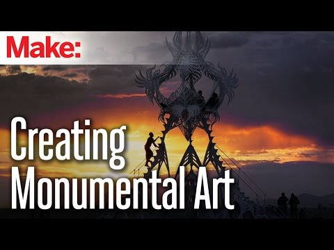 The Science of Awe: Creating Monumental Art