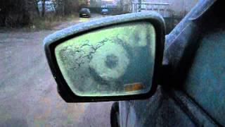Обогрев зеркал