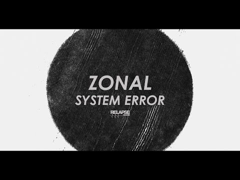 ZONAL - System Error ft. Moor Mother (Official Lyric Video)