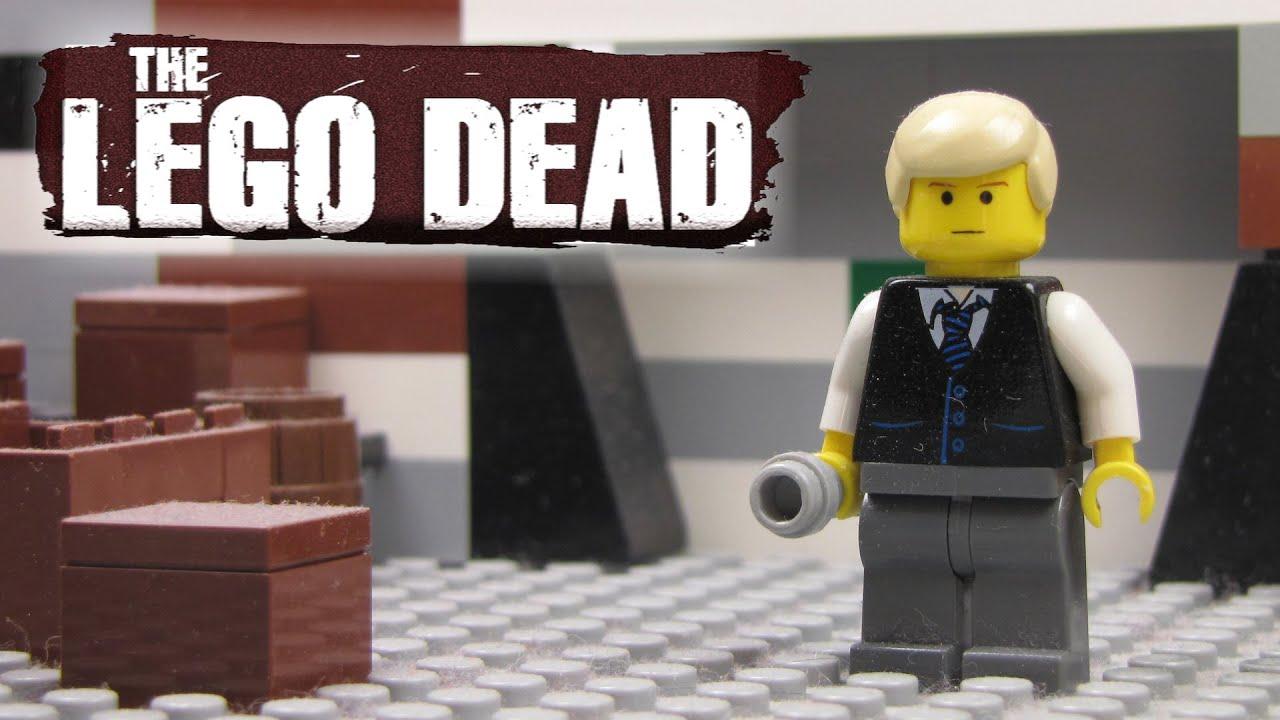 The Lego Dead Episode 1 Youtube