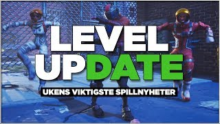 Level Update #74: Fortnite, Burnout, Sea of Thieves, Turok